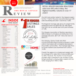 Royal LePage Summer 2015 Newsletter