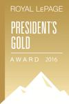 president's gold